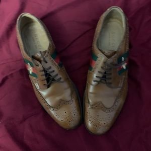 Gucci oxford shoes